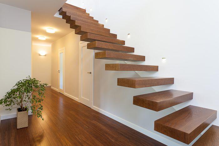7 typer av trappor som passar varje hem