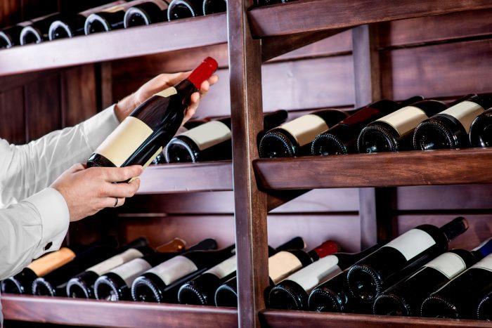 Tips hur du ska förvara en flaska vin