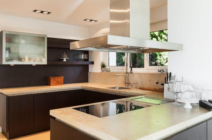 Fördelarna med en inbyggd köksfläkt