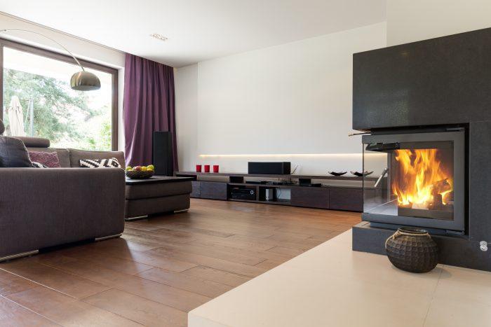 Skaffa en väggkamin utan skorsten. Snyggt, mysigt och enkelt i både lägenhet och hus
