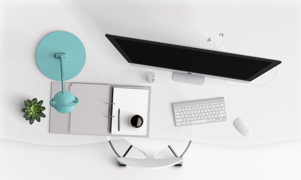 Bra ergonomi med trådlöst tangentbord, vadderad musmatta och rollermouse | Artikelhubben
