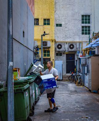 Stålindustrins återvinning och Sveriges miljöpolitik går tillsammans in i framtiden