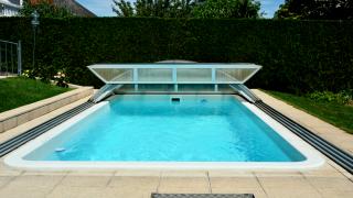 Pooltak till rund pool gör stor skillnad | Artikelhubben