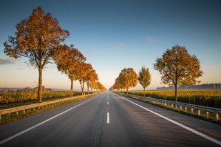 System för motorväg – olika nödvändiga regleringsåtgärder som förbättrar trafiksäkerheten