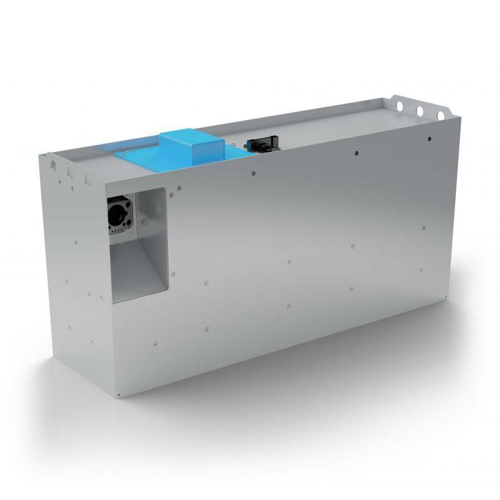 Litiumjonbatteri och effektiva energisystem för att minska energikostnaderna och miljöpåverkan