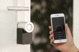 Skaffa ett smart lås för ett säkrare hem