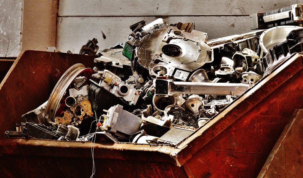 återvinna metallskrot | artikelhubben