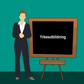 Genom yrkesutbildning eller validering kan du hitta ny arbetsplats på ett snabbare sätt