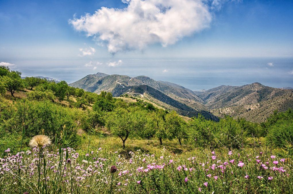Vacker plats för vandring i Andalusien | Prima Travel