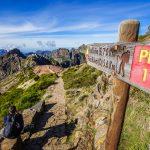 4 bästa platserna att vandra i Madeira