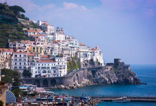 Topp 5 vandring på Amalfikusten