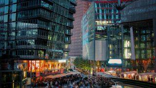 Sony Center Berlin | Artikelhubben