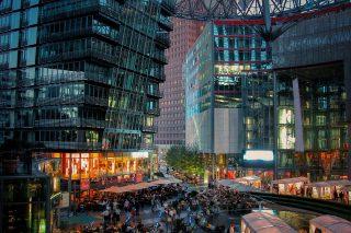 Konferens Berlin – Folkliv, Konst och Arkitektur i en sprudlande storstad