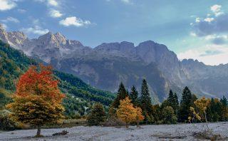 Snabbguide till att vandra i Albanien