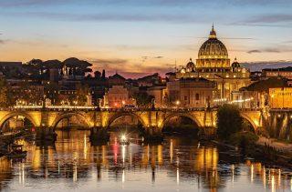 Konferens Rom – äkta julstämning i en av Europas vackraste städer