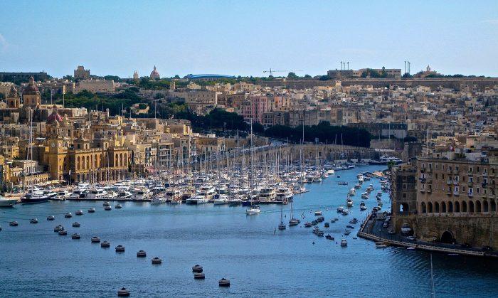 Konferens Malta – Walk & Talk och Boat & Talk