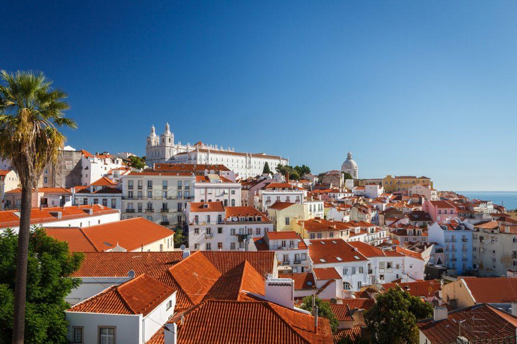 Konferensresa Lissabon